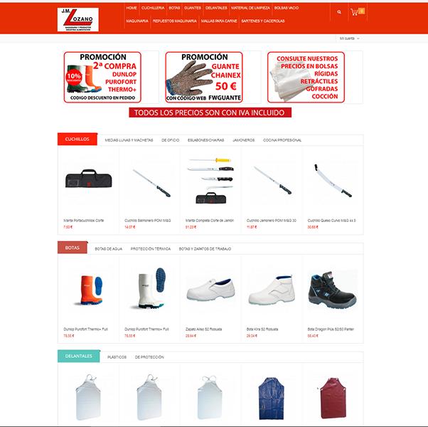 pagina web de empresa
